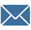 Envelope icon blue.png